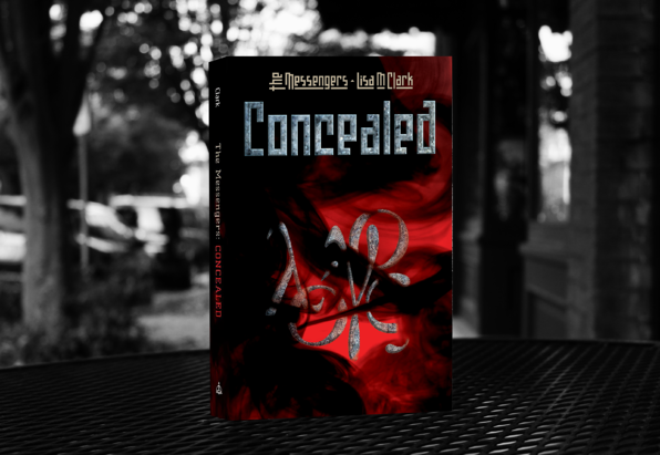 The Messengers: Concealed by Lisa M Clark