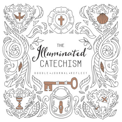 First Look: The Illuminated Catechism Coloring Book