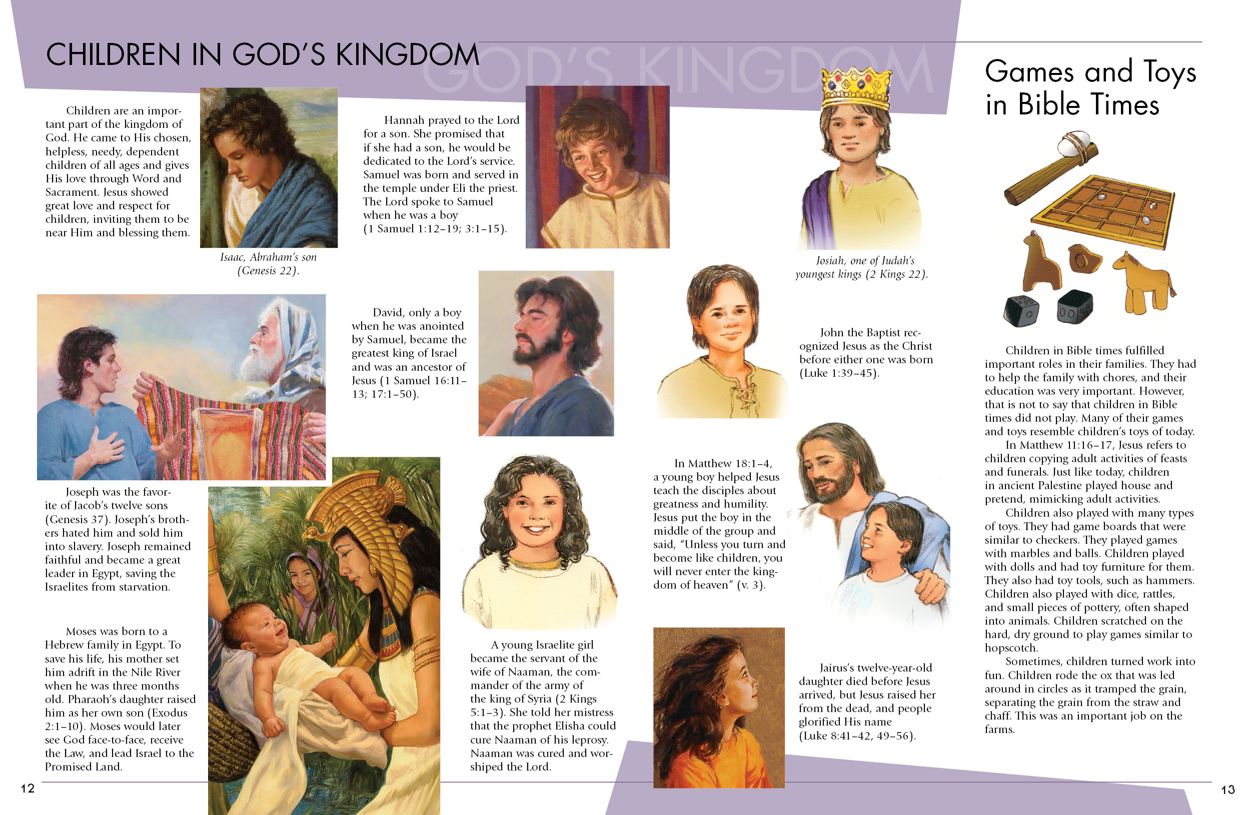 Bible Discovery Guide