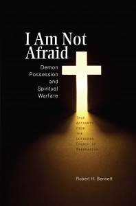 I Am Not Afraid Cover