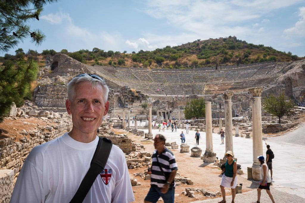 Ephesus: Great Theatre
