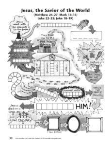 Lent puzzle