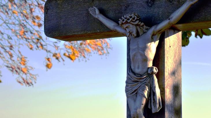 christ-on-the-cross-blue-sky