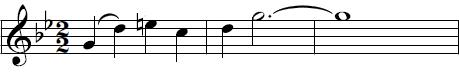 Easter Fantasy trumpet fanfare