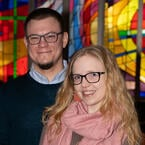 Picture of Rev. Jonathan Petzold and Christa Petzold