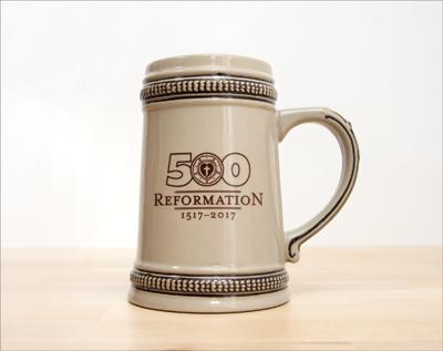 Reformation 500 Beer Stein