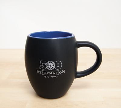 Reformation 500 Ceramic Barrel Coffee Mug