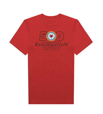 Reformation 500 T-Shirt (Red)
