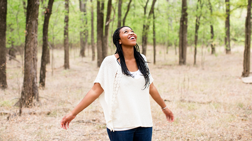 Four Bible Verses for Rejoicing Even When You Don't Feel Like It