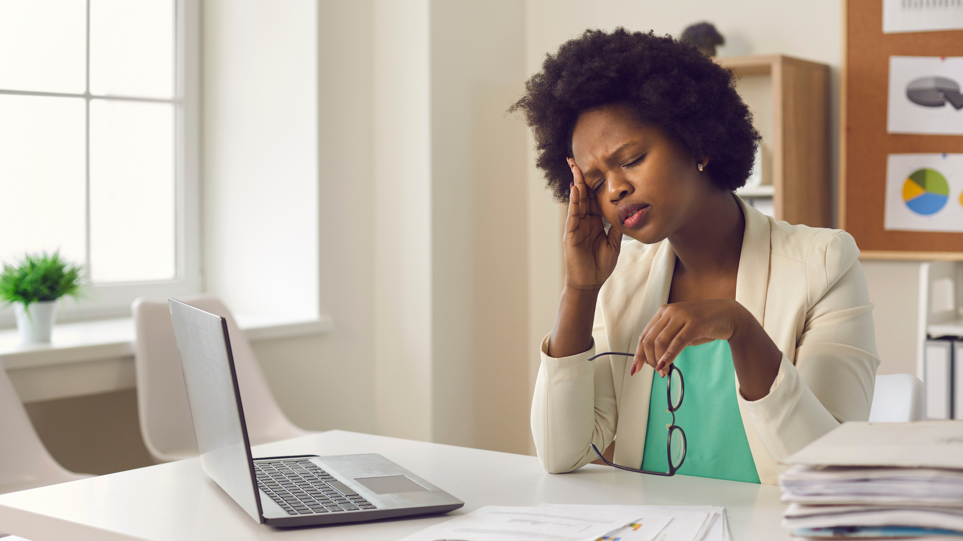 Combating Work Burnout with God's Word