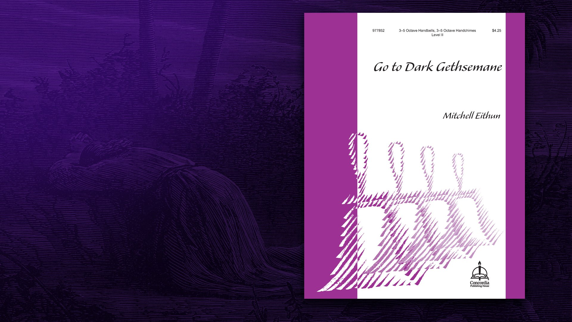 Music of the Month: Go to Dark Gethsemane