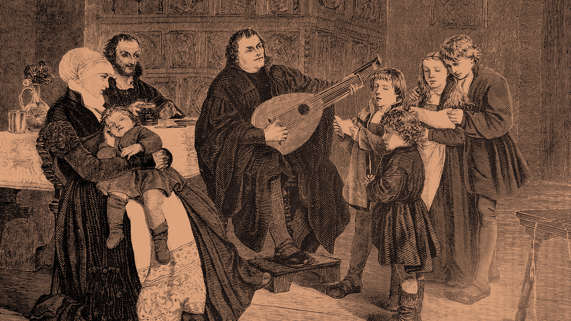 The Heritage of Music during the Reformation